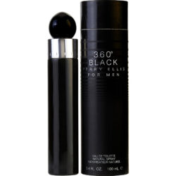 360 Black by Perry Ellis