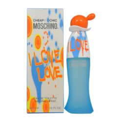 I Love Love Cheap and Chip by Moschino