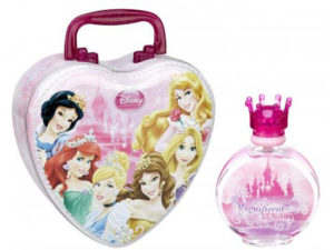 Princess Heart  Metal Box