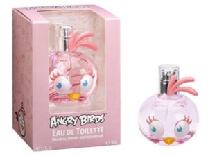 Angry Birds Stella the Pink Bird