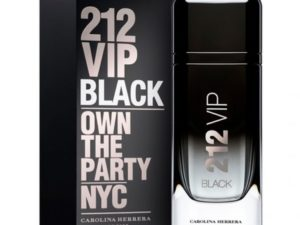 212 Vip Black by Carolina Herrera
