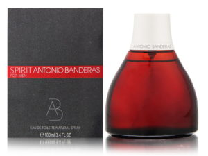 Spirit for Men By Antonio Banderas