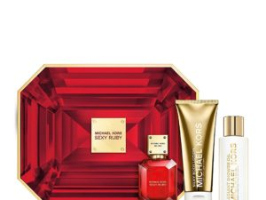 Sexy Ruby 3 Gift Set by Michael Kors