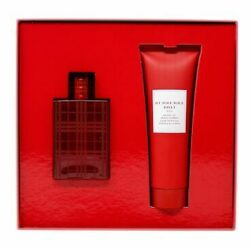 Burberry Brit Red 2 Pc Gift Set by Burberry
