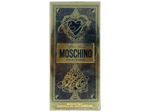Moschino Pour Homme After Shave by Moschino