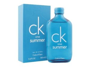 Ck One Summer by Calvin Klein (Limited Edition 2018)
