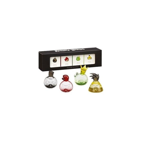 Angry Birds EDT 4pc Gift set
