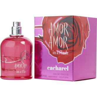 Amor Amor In a Flash by Cacharel