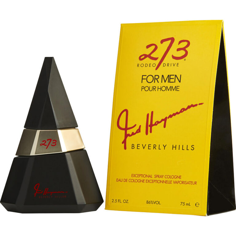 273 Pour Homme by Fred Hayman