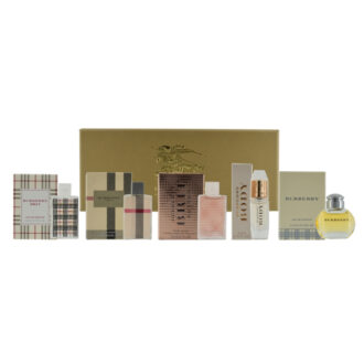 Burberry The Travel Collection 5pcs Gift Set by Burberry