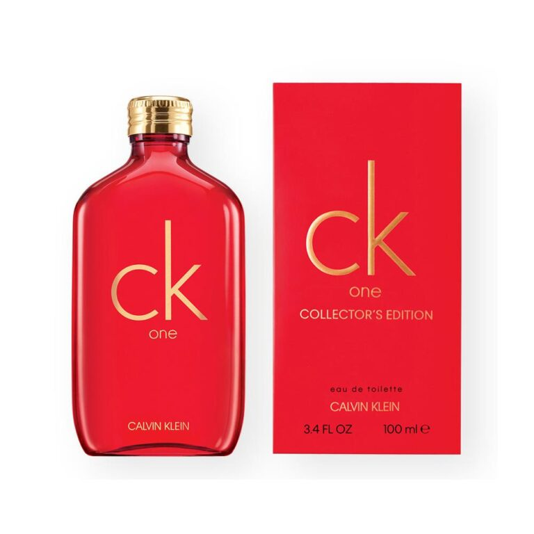 Ck One by Calvin Klein (2019 Chinese New Year Collectors Edition Bottle)