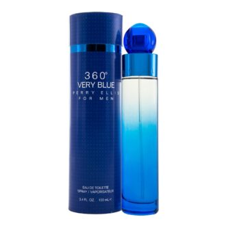 360 Very Blue Cologne by Perry Ellis