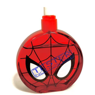 Spiderman (Ultimate) by Marvel (Tester) Clear Bottle