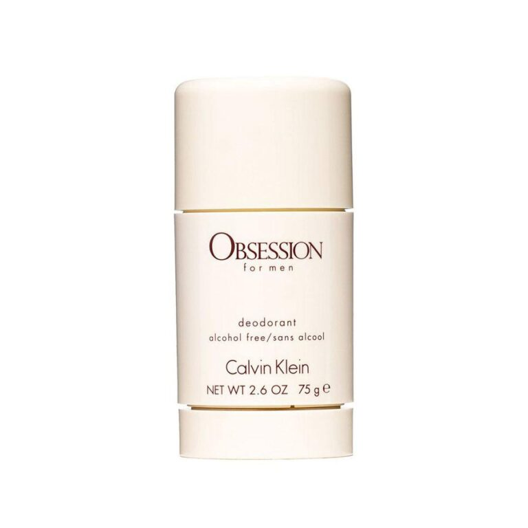 Obsession Deodorant Stick Alcohol Free by Calvin Klein