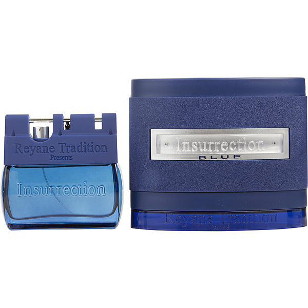 Insurrection Blue Cologne by Reyane