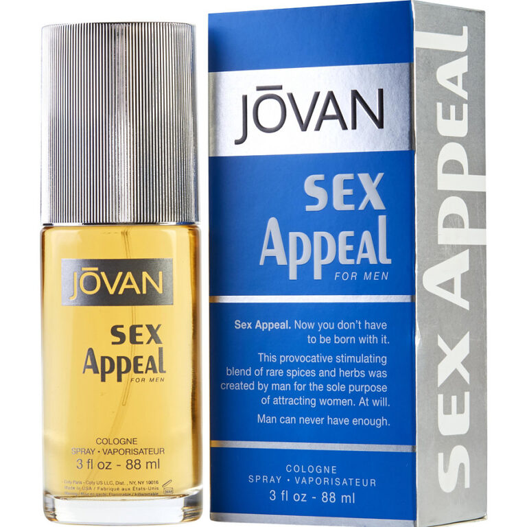 Jovan Sex Appeal by Coty
