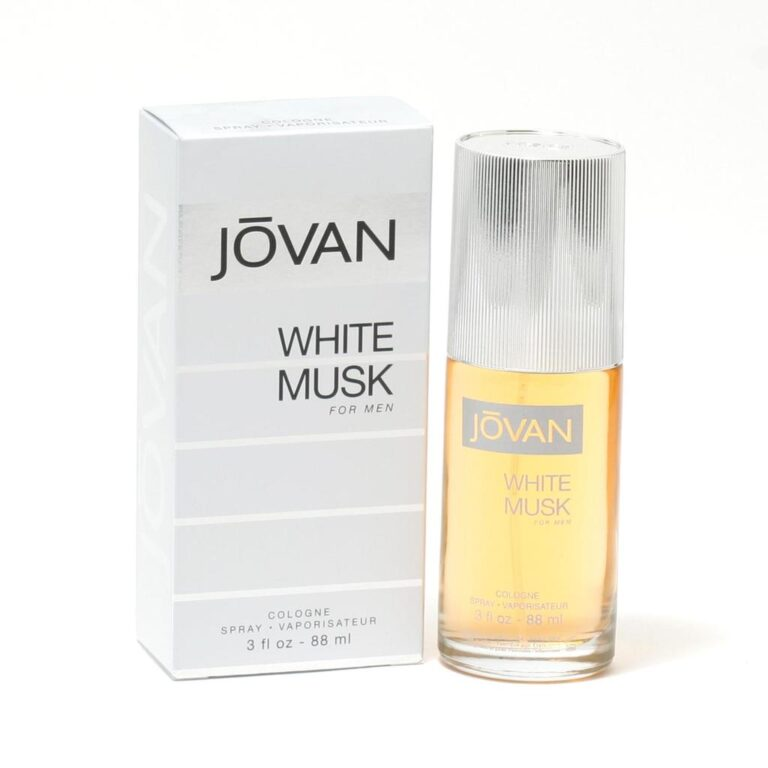 Jovan White Musk by Coty