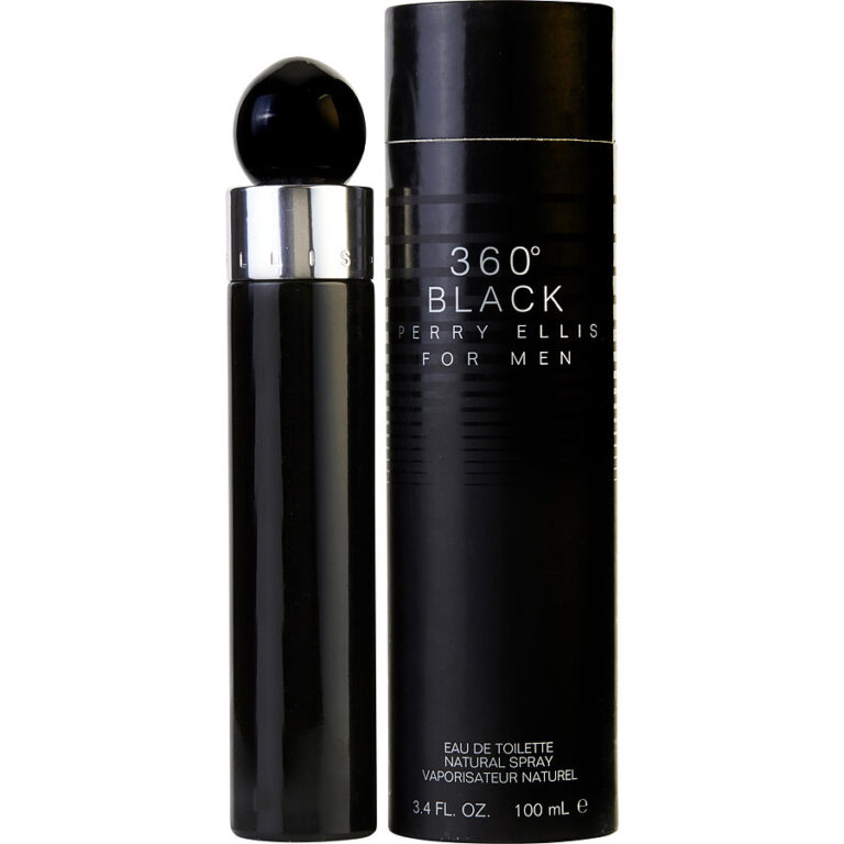 Perry Black for Him by Perry Ellis